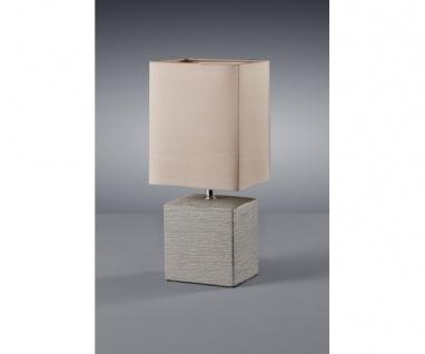 R50131026 Tila PING braun Tischleuchte Nachttischleuchte Stehleuchte Lampe 1x...