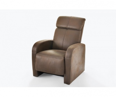Power Polstersessel TV-Sessel Fernsehsessel Relaxsessel mit Funktion in antik...