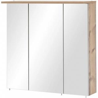 127263 ZADAR SPS700.1 Profil Silberfiche Nb. Spiegelschrank Wandspiegel Badsp...