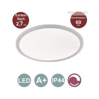 Deckenleuchte Deckenlampe flach IP44 ca. 60 cm Durchmesser R62923087 CAMILLIU...