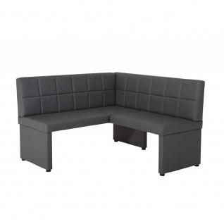 Eckbank Sitzbank Tischgruppe Essgruppe Kunstleder ca. 140 x 140 cm 920340 MAG...