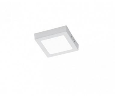 657111201 ZEUS 17 x 17 cm SMD LED Deckenleuchte Deckenlampe 11 Watt