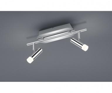 878610206 ZIDANE LED-Balkenlampe Leuchte Strahler 2 x 4, 5 Watt