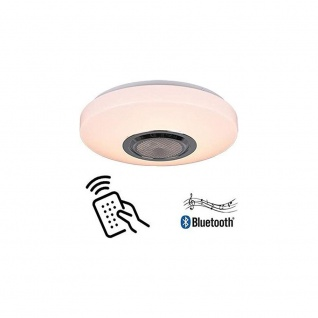 R69021101 MAIA LED Deckenleuchte Lampe Bluetooth Lautsprecher Farbwechsler ca...