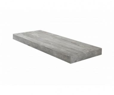Wandregal Wandboard Hängeregal 0521/60 Beton grau Optik 60 cm