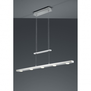 379190707 LACAL LED Pendelleuchte Deckenleuchte Lampe 7x 3, 5 W 4fach Touch ca...