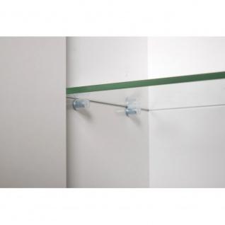 134106 SPS700.1 BASIC weiß glanz Spiegelschrank Badschrank Badspiegel Wandspi... - Vorschau 3