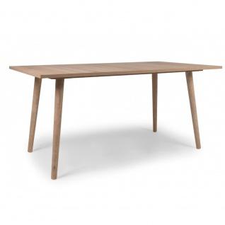 Esszimmertisch Küchentisch Speisezimmertisch ca.160 x 90 cm BALI 81A Sonoma E...