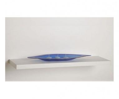0521/60 weiss Steckboard Wandregal, Wandboard 60 x 3, 8 x 24 cm