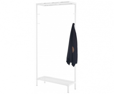 R0026-11 Jana Kleiderständer Garderobenständer Garderobenhaken ca. 180 cm hoch
