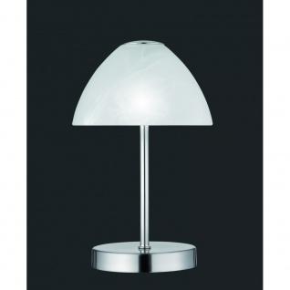 R52021107 LED QUEEN Tischlampe Nachttischleuchte Tischleuchte 4fach Touch Leu...