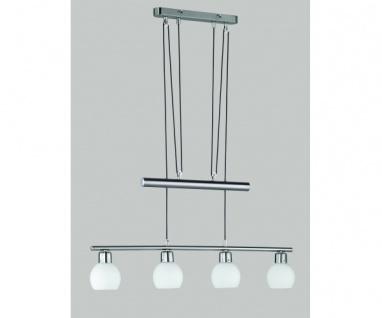 324810407 LED - JoJo - Pendelleuchte Zugpendel Deckenlampe höhenverstellbar 4...