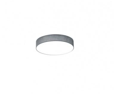 621911211 LUGANO LED Deckenleuchte Deckenlampe 11 Watt grau