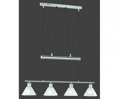 3751041-07 Pendelleuchte Deckenleuchte Trio Leuchten 4 flammig höhenverstellbar