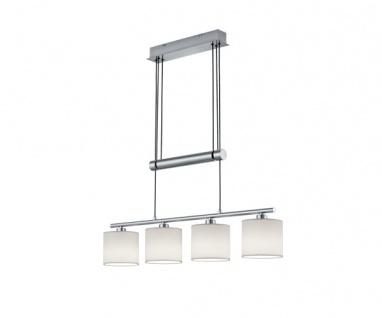 305400401 GARDA Pendelleuchte Leuchte Lampe Deckenlampe 40 W weiss