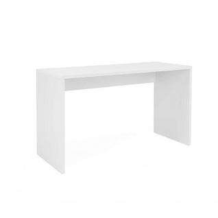 002830 IMAGE 30 Weiß Schreibtisch Arbeitstisch Bürotisch Laptop Tisch
