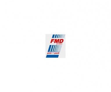 350-001 Schreibtisch Eckschreibtisch Felix Eiche Sägerau Dekor FMD - Vorschau 3
