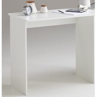 3004-001 Jackson weiss / schwarz Schreibtisch Arbeitstisch Bürotisch Kindersc... - Vorschau 3