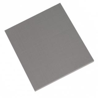 002966 Einlegeboden ca. 43 x 50 cm GRAU klein für Sprint Kleiderschrank und S...