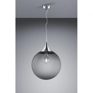 301690106 LED MIDAS rauchfarbig smoke Pendelleuchte Deckenleuchte Lampe 1xE27...