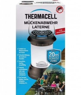 Thermacell Mückenlaterne mit LED