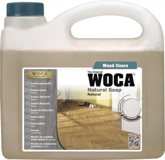2 x 1L WOCA Holzbodenseife Natur