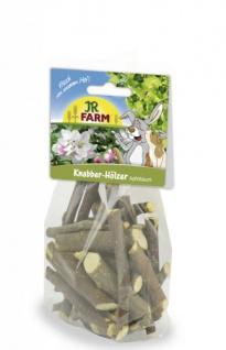JR Farm Knabber-Hölzer Apfelbaum 100g