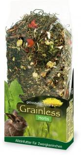 JR Farm Grainless Herbs Zwergkaninchen 950g