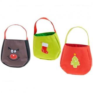 Karlie Xmas-Bag für Snacks und Geschenke