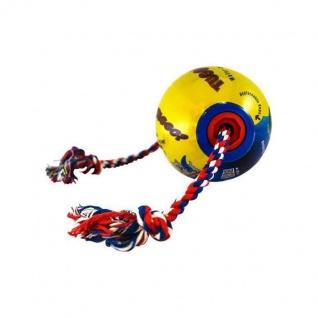 Tuggo Teeny Tiny Ball - 4 Inch (ca. 10 cm) - von Tigern getestet!