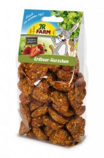 JR Farm Erdbeer-Herzchen 150g