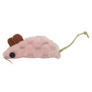 CRAZY CAT Rosa Mouse mit 100% Catnip