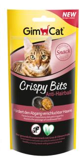 GimCat Crispy Bits Anti-Hairball, 40 g
