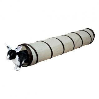 Trixie Nylon-Spieltunnel für Kleintiere