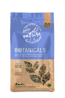 Bunny Botanicals Mid Mix mit Hibiskusblüten & Petersilienstielen