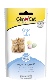 GimCat Kitten Tabs - 40g