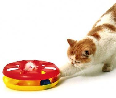 Karlie Kitty ROUND ABOUT Spielzeug - 24 cm