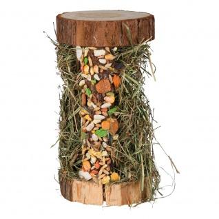 Trixie Holzturm mit Bergwiesenheu