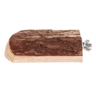 Trixie Holzblock mit Schraubbefestigung - 7 x 10 cm
