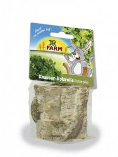 JR Farm Knabber-Holzrolle mit Petersilie 100g