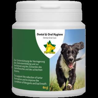 Pet-Star Dental & Oral Hygiene 60g