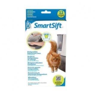 CATIT SmartSift Folie für Bodenteil der Toilette - 12 Stück