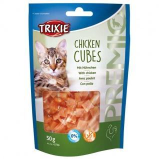 Trixie Premio Chicken Cubes - 50g