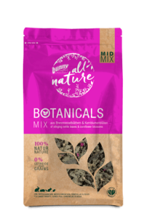 Bunny Botanicals Mid Mix mit Brennnesselblättern & Kornblumenblüten
