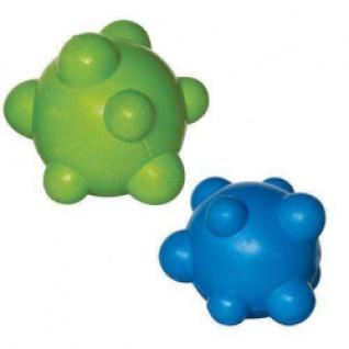 DOGIT JAWZ Gummispielzeug Ball mit Noppen