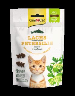 GimCat Soft Snacks Lachs mit Petersilie 60 g