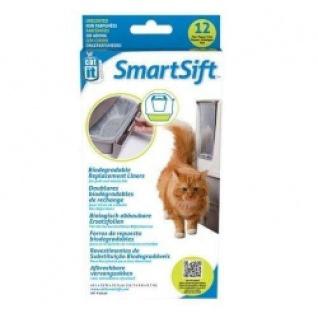 CATIT SmartSift Folie für Abfallwanne - 12 Stück