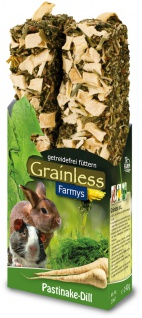 JR Farm Grainless Farmys Pastinake-Dill 2er
