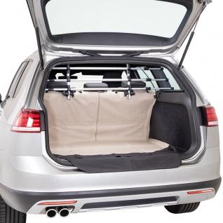 Trixie Kofferraum-Schondecke, teilbar - beige/schwarz