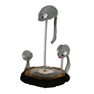 Trixie Mouse Family auf Federn